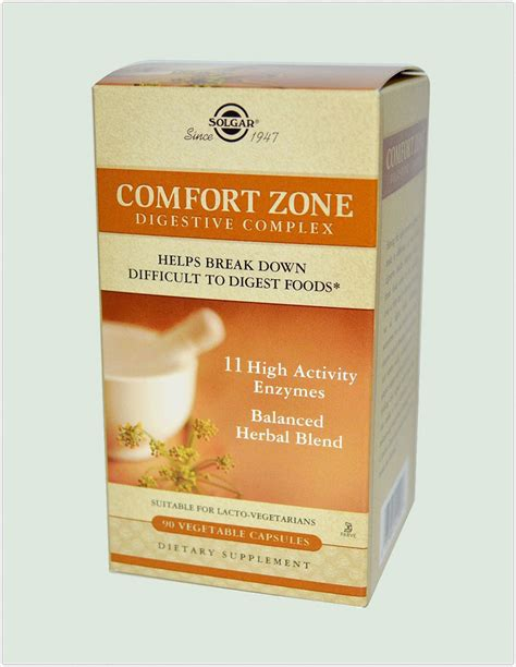 comfort zone home care solgar comfort zone digest complex 90 caps janna organic