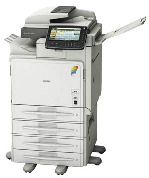 Cabinet For Printer by Ricoh Mpc 300 New Amp Reconditioneda4 Colour Multi Function