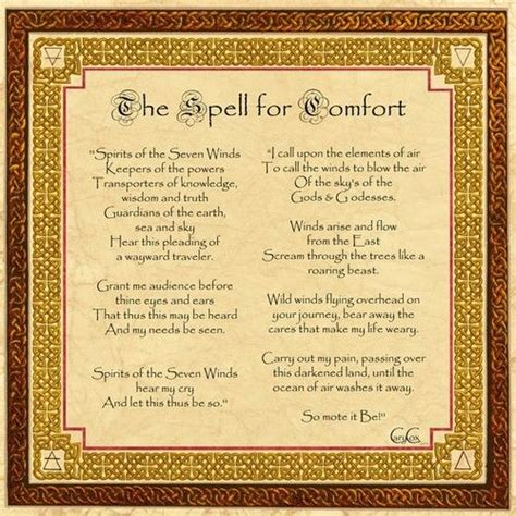 How To Spell Comfortable by 73 Best Images About Spells Rituals And Incantations On