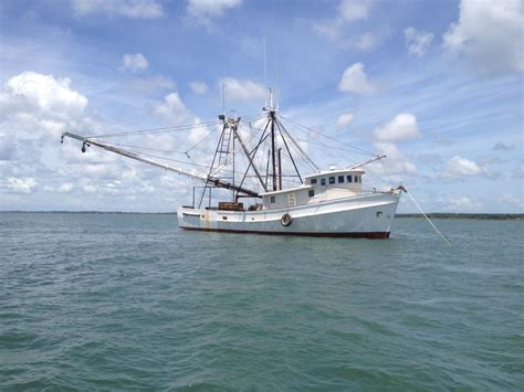 the shrimp boat shrimp boat off of harkers island nc remember when