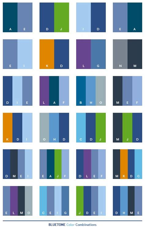 what colors go with blue best 25 blue color schemes ideas on