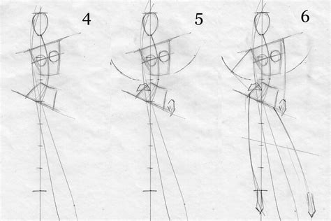 Drawing Models by How To Draw A Fashion Figure Fashion