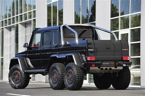 mercedes g class brabus brabus b63s mercedes benz g class 6x6