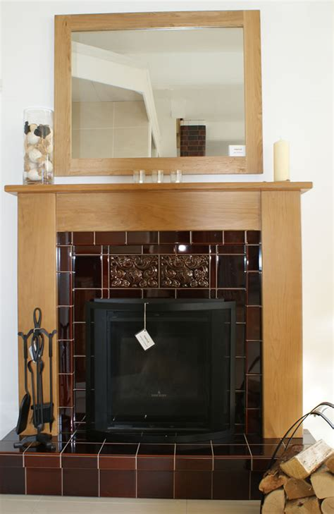 Heat Resistant Tiles For Fireplaces by Fireplace Tiles Showroom H E Smith Showroom Firetile Uk