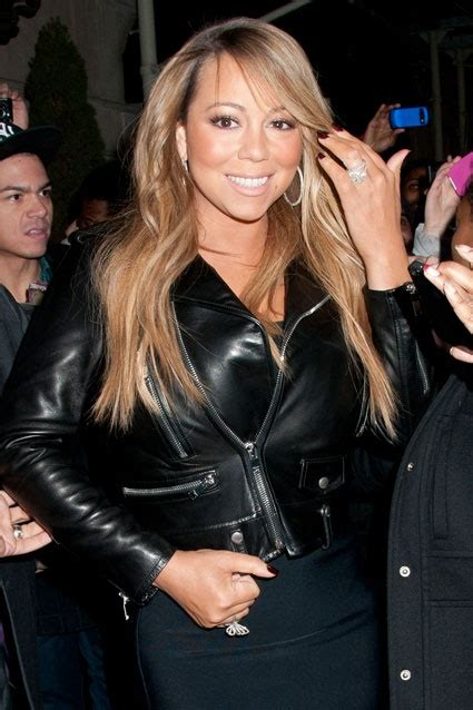 40 mariah carey 1 s nombre 1 s intrprete mariah carey mariah carey makes a glamorous exit from her nyc hotel on