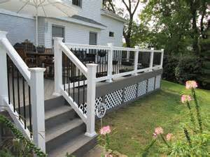 deck to deck may 2016 st louis decks screened porches pergolas