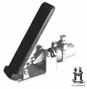 Brake Systems Inc Wm476c Pneumatic Throttle Pedal Brake Systems Inc Store