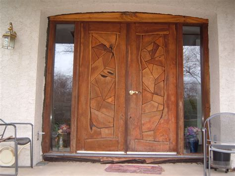 Wooden Door Front Doors Creative Ideas Wooden Entry Doors