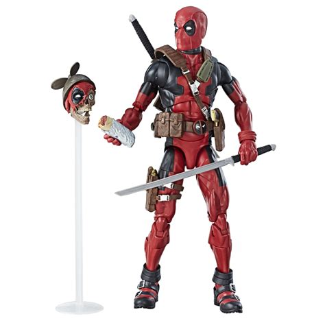 12 Inch Figure Collectibles photos marvel legends thor figures revealed by hasbro plus new deadpool images inside