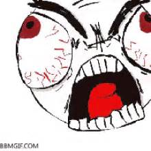 Angry Meme Face - the popular angry meme face gifs everyone s sharing