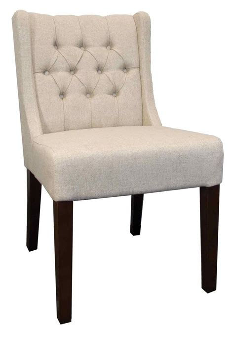 Pinterest Dining Chairs Low Back Tufted Dining Chair Chairs By Lh Imports Pinterest