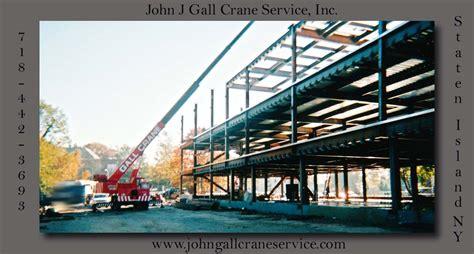 gall crane service staten island crane rental