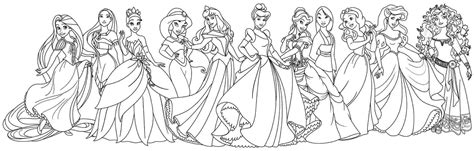 princess world coloring pages free printable disney princesses coloring page coloring home