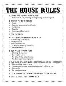 Best 25 House Rules Chart Ideas On Pinterest best 25 house rules chart ideas on pinterest house
