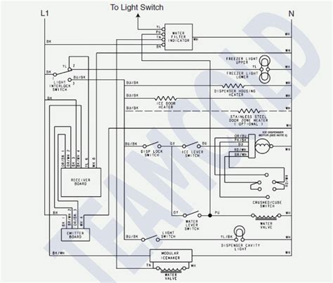 wiring diagram for scotsman maker wiring diagram for