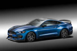Ford Mustang 2016 2016 Ford Mustang Shelby Gt350r Motrolix