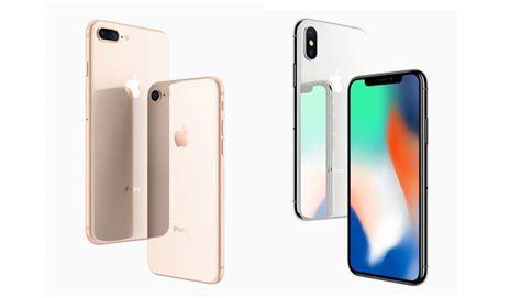 imagenes iphone 8 colores iphone x y iphone 8 conoce nuestras impresiones de los
