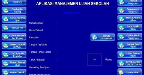 Administrasi Sekolah Dan Manajemen Kelas H Sudarwan Danim Buku P membuat administrasi ujian sekolah dengan aplikasi mudah dan lengkap tanpa password file