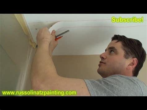 diy repair cracks   ceiling  removing  drywall