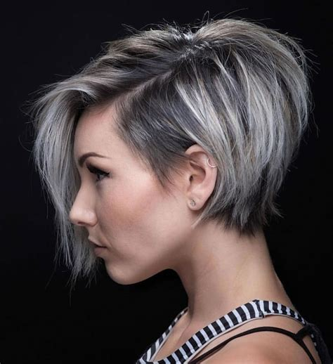 asymmetrical haircuts for women over 40 with fine har asymmetrical hairstyles 2017 hairstyles by unixcode