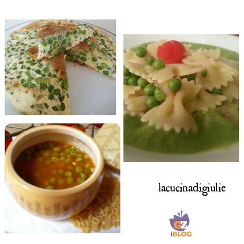 diario di cucina 3 ricette con i piselli la cucina di giulie