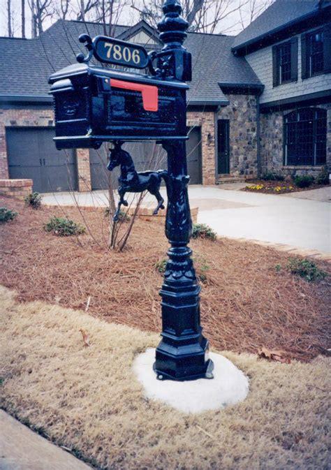 Handmade Mailbox - new mailbox custom metal mailboxes steel any subdivision
