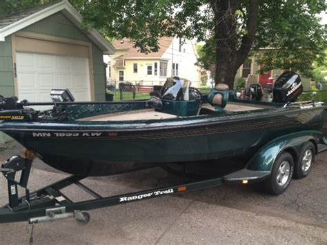 fishing boat with casting deck for sale muskiefirst big casting deck for big water used boats