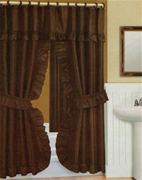 splendor double swag shower curtain how to hang a swag shower curtain curtain menzilperde net
