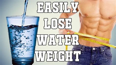 Ways To Shed Water Weight by 15 Easy Ways To Lose Water Weight Fast