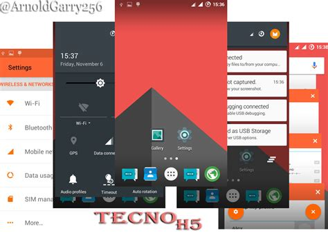 themes for android h5 rom port android m orange rom v4 for tecn android