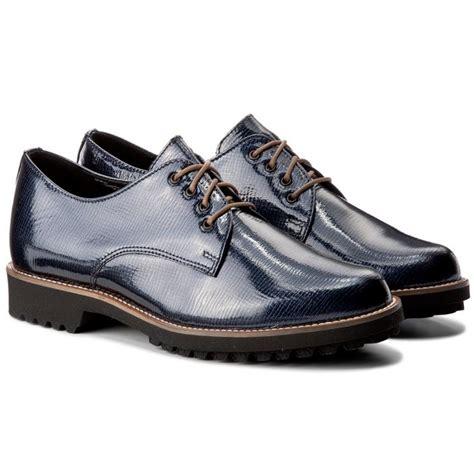 oxfords lasocki   navy blue oxfords  shoes