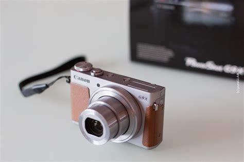 Kamera Canon Powershot G9x canon powershot g9x produkttest kompakte premium retro kamera