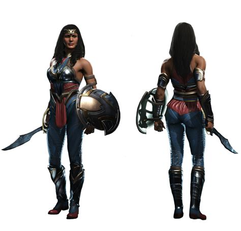 imagenes de wonder woman injustice wonder woman injustice 2 transparent by asthonx1 on