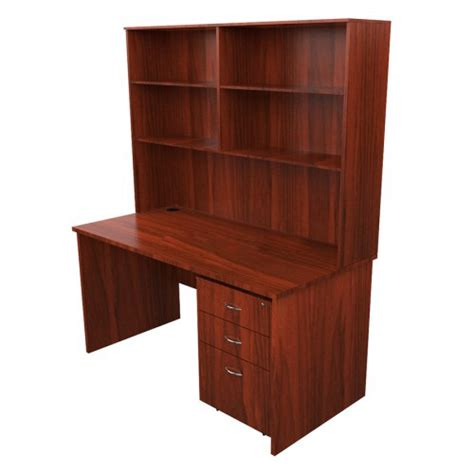 add on desk hutch desk with hutch for home office from buydirectonline com