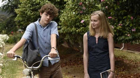 key themes in jasper jones spider man the beguiled s angourie rice a little aussie