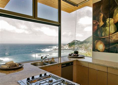 View Kitchen Designs Visual Treat 20 Captivating Kitchens With An View