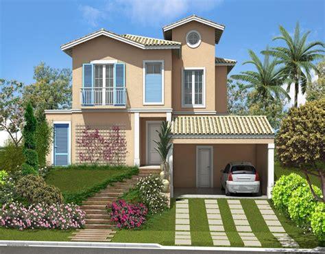 foto de una casa fachada de casa alta con garaje abierto
