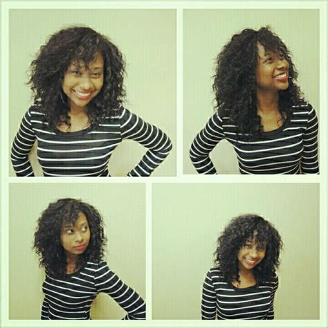 hairstyles for sewn in hair extensions curly sew in hair extensions my dream hair pinterest
