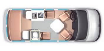 Roadtrek Floor Plans by 2013 Roadtrek 170 Versatile Floorplan Prices Values