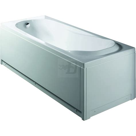 guscio vasca da bagno guscio vasca rettangolare diamant 150x70 con pannello e