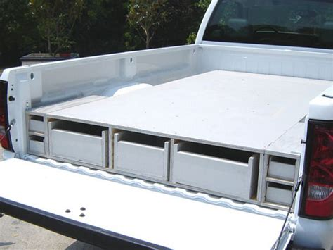 Mattress Makers Tacoma by Best 25 Truck Bed Storage Ideas On Truck Bed