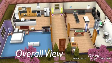 design fashion the sims freeplay sims freeplay my small simple house youtube