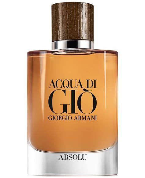 Harga Parfum Giorgio Armani Acqua Di Gio Pour Homme giorgio armani original acqua di gio profumo edp 75 ml non