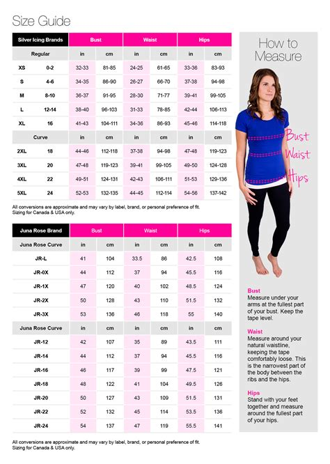 Female Dresses Womens Shirts Silver Icing Size Chart