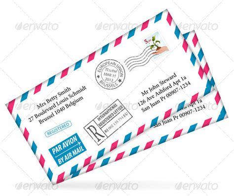 printable envelope templates