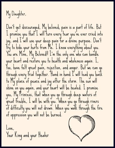 Ultimate Divorce Letter letter from god exaltation bible and inspirational