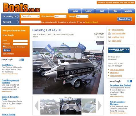 boat sales websites boat dealer websites