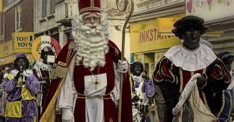 weihnachten in den niederlanden sinterklaas intocht und der zwarte piet niederlande
