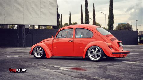 Vw Bug Lowered Vw Bug Porsche Wheels Cars
