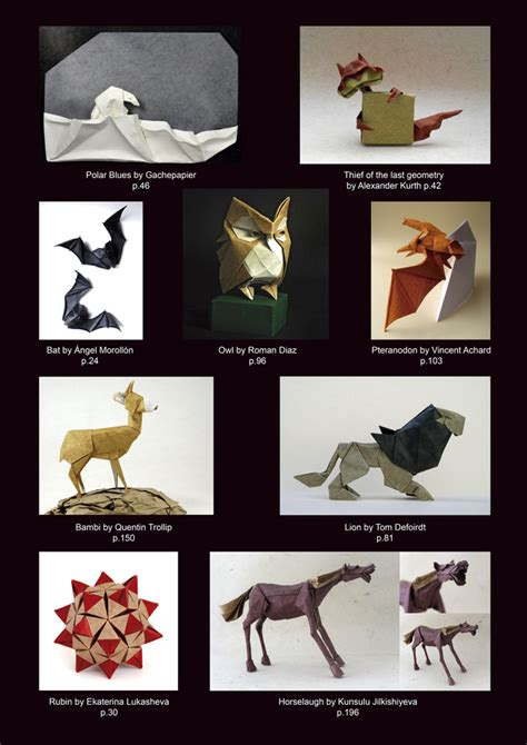 The Great Origami Book Pdf - drawing origami halle pere terry drawing t1